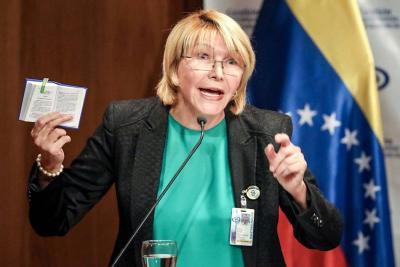 Fiscal general llama a venezolanos a restablecer la constitucionalidad