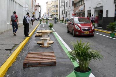 """""""La prioridad en Bucaramanga no es hacer más vías, sino obras para el peatón"""""""