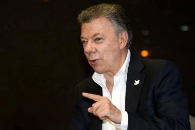 ¿Por qué la paz no 'emociona' a una parte del país? Habla el presidente Santos