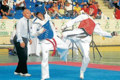 Se ultiman los detalles para el Gran Open Santander de Taekwondo
