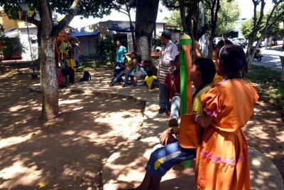 Tribu yukpa solicitó refugio oficial en Santander