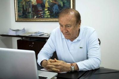 Contraloría embargó sueldo del Alcalde de Bucaramanga por un contrato