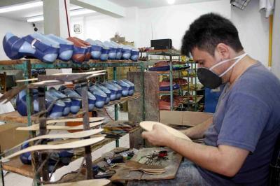 Sector calzado ha mermado producción en el primer semestre