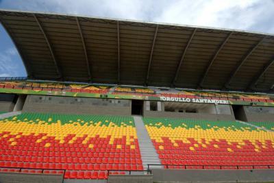 Gobernación terminó el contrato de interventoría a las obra de estadio de Bucaramanga