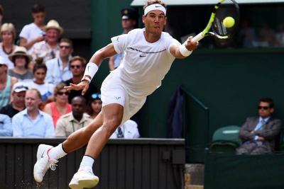 Nadal sigue firme en Wimbledon y alcanza los octavos de final