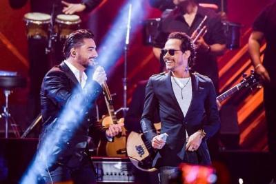 Maluma se robó el show  en los Premios Juventud