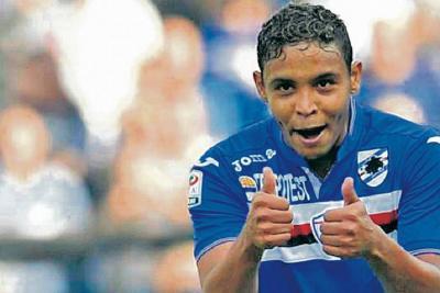 Muriel deja Italia y jugará con el Sevilla