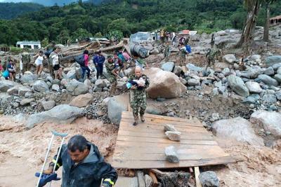 En Mocoa solo hay promesas incumplidas 100 días después de la tragedia