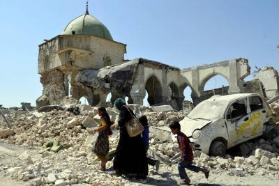 Derrota del Estado Islámico en Mosul