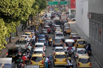 No tendremos Pico y Placa en Bucaramanga, al menos en 20 días más