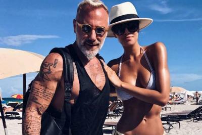 Crecen rumores de romance entre Gianluca Vacchi y Ariadna Gutiérrez