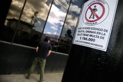 1.583 'comparendos' por infringir Código de Policía en Bucaramanga y el área