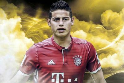 James en el Bayern: ¿Si es Bayern, es bueno? Esto dijeron los tuiteros