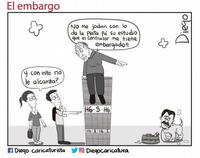 La otra visión del embargo de la cuenta del Alcalde de Bucaramanga