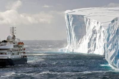 Historia de una expedición de Bucaramanga a la Antártida
