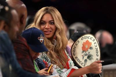 Beyoncé por fin se dejó ver en las redes con sus gemelos