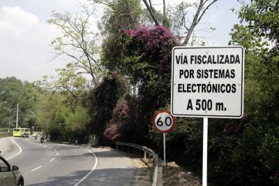 Floridablanca espera 'vía libre' a la nueva ley de las fotomultas
