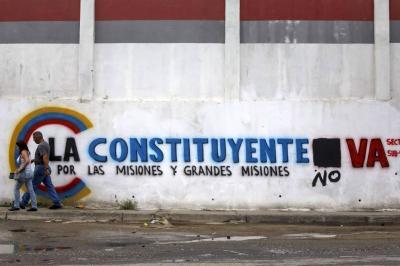 Venezuela decide este domingo en las urnas si quiere Constituyente