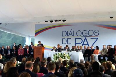 Tercer ciclo de negociación con el Eln culminará con la visita del papa a Colombia