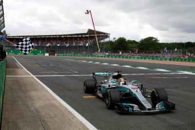 Hamilton ganó Silverstone por cuarto año consecutivo