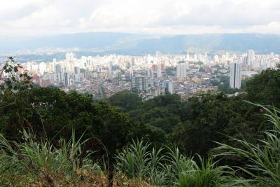 Piden evitar invasión de los cerros orientales de Bucaramanga