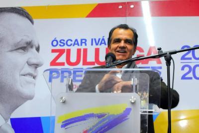 Abren pliego de cargos a Óscar Iván Zuluaga por caso Odebrecht