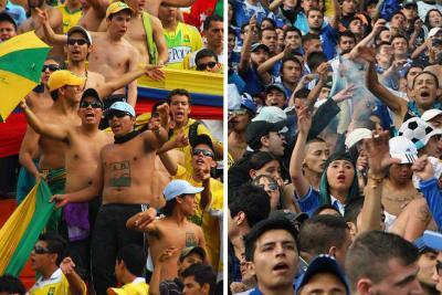 Bucaramanga cerró fronteras para recibir a hinchas de Millonarios