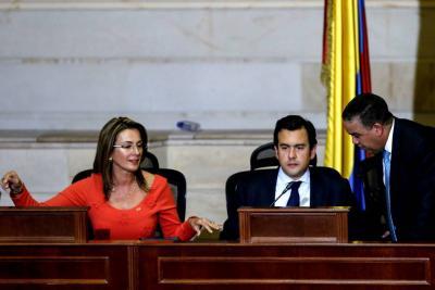 Uribismo quiere de nuevo Vicepresidencia de Cámara