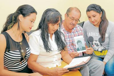 Tras los pasos de Omar, el hijo que no ha vuelto a casa en Santander
