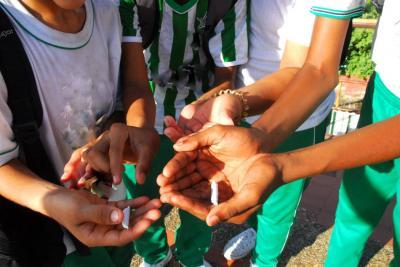 Prenden las alarmas por el consumo de drogas en Bucaramanga