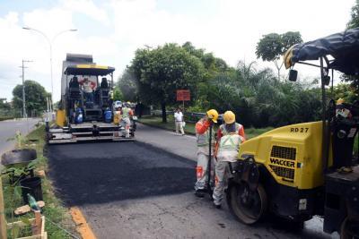 Ruta del Cacao mantiene cierres parciales a la entrada de la ciudad