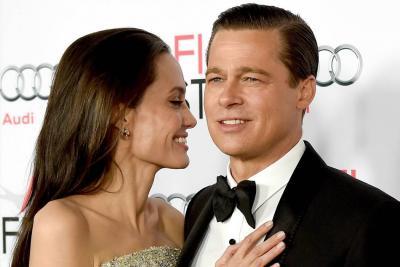 Lloré en la ducha para que mis hijos no me vieran: Angelina Jolie sobre su divorcio con Brad Pitt