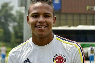 Un santandereano es el dueño de la portería de la Selección Colombia sub 17