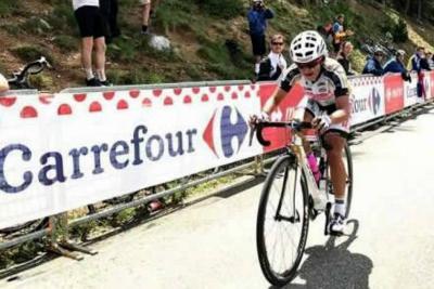 Colombia en la parte alta del ciclismo mundial
