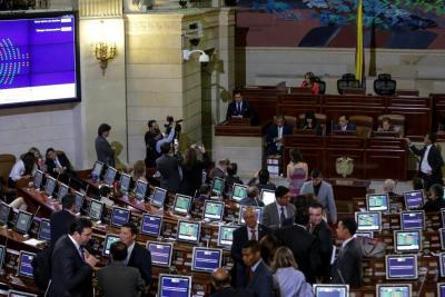 Piden investigar a cuatro congresistas por Odebrecht