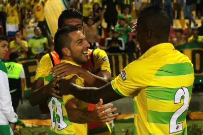 Cortar la mala racha, la obsesión del Atlétio Bucaramanga