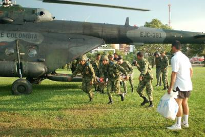 Un soldado murió en enfrentamientos entre Ejército y Eln en Norte de Santander