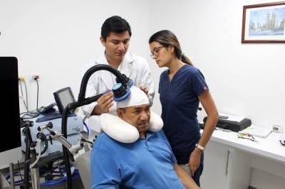 Estimulación electromagnética: oportunidad para recuperar el habla
