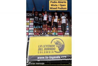 Buen inicio para la dupla Daza- León en La Leyenda del Dorado