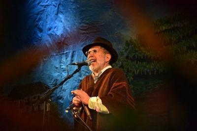 Cantante Jorge Velosa completa nueve días hospitalizado