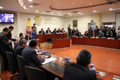 Anuncian audiencia pública sobre la reforma política y electoral