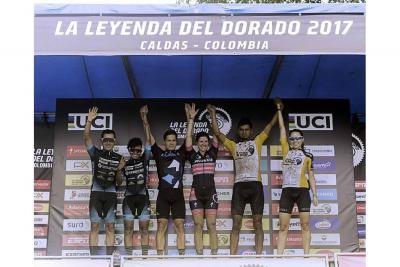 Zammy Daza y Felipe León se mantienen en el segundo lugar