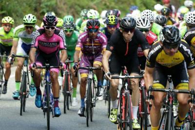Santandereano Aristóbulo Cala es segundo de la general en la Vuelta a Colombia