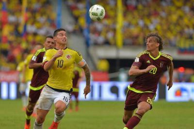 ¿Colombia pedirá cambio de sede para enfrentar a Venezuela?