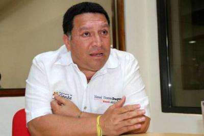 Alcalde de Cartagena fue enviado a la cárcel por concierto para delinquir