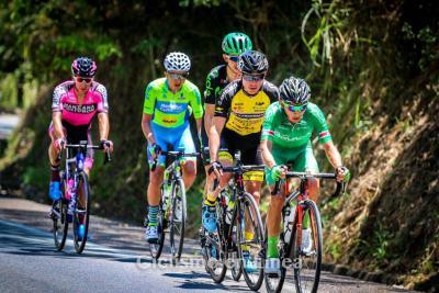 Cala es segundo de la Vuelta a Colombia