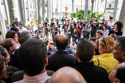 Maduro no pondrá freno a constituyente