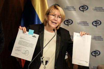 Fiscalía venezolana investiga manipulación en resultados de la Constituyente