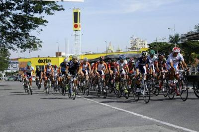 Estos son los cierres viales para recibir la Vuelta a Colombia en Bucaramanga