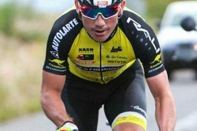 Santandereano Aristóbulo Cala es el nuevo líder de la Vuelta a Colombia